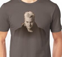 how far are you willing to go Michael? Unisex T-Shirt