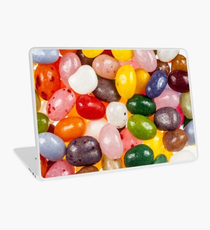 Cool colorful sweet Jelly Beans Laptop Skin
