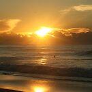 Garie Beach Gold by Kezzarama