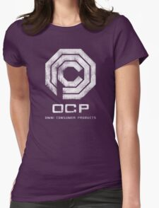 OCP - Grunge Womens Fitted T-Shirt