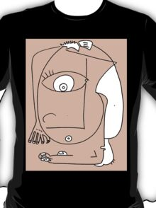 After Picasso - Nueve T-Shirt