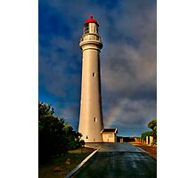 """""""Light At The End The Rainbow"""" Photographic Print"""