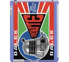 Dalek Deconstructivism iPad Case/Skin