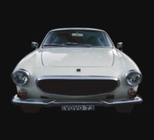 My 1973 Volvo 1800ES  by DrawingDown