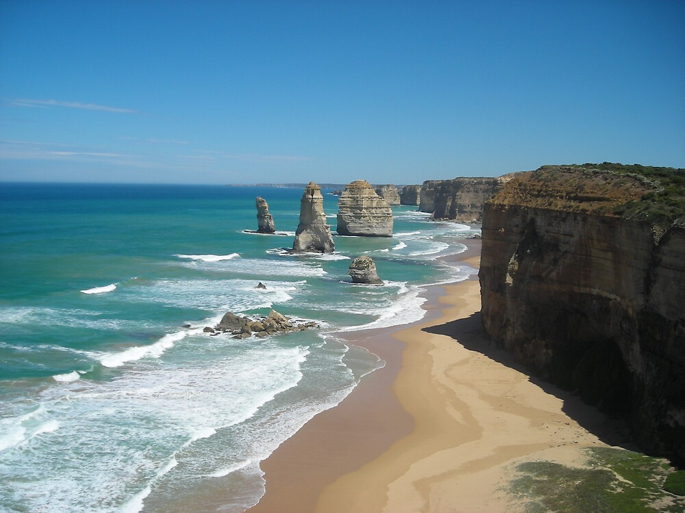 12 Apostles by ceejay87