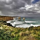 Stormbound Apostles by Christopher Meder