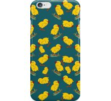 Funny Chickens iPhone Case/Skin