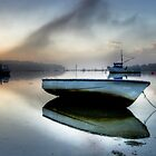 Merimbula Sunrise by Christopher Meder
