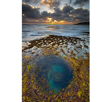 Point Lonsdale Pool Photographic Print