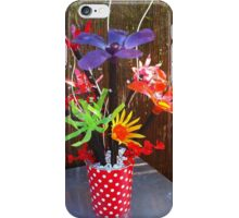 Recycled Bouquet iPhone Case/Skin