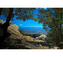 Catalina Mountain Beauty Photographic Print