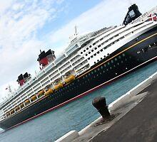 Disney Boat by terrebo