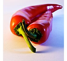 Chilli Photographic Print