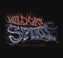 AZ Wildcat SPIRIT Kids Clothes