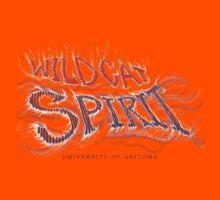 AZ Wildcat SPIRIT Kids Tee