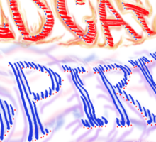 AZ Wildcat SPIRIT Sticker
