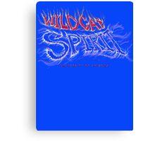 AZ Wildcat SPIRIT Canvas Print