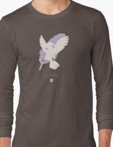 Pokemon Type - Flying Long Sleeve T-Shirt