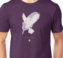 Pokemon Type - Flying Unisex T-Shirt