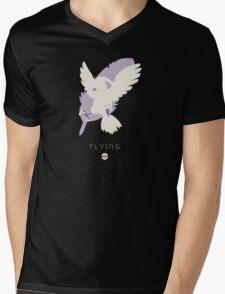 Pokemon Type - Flying Mens V-Neck T-Shirt