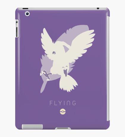 Pokemon Type - Flying iPad Case/Skin