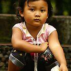 Bali Girl  by rebecca Lara bartlett