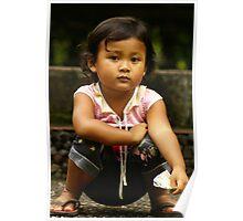 Bali Girl  Poster