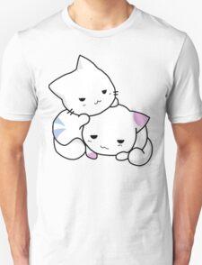 Cute Anime Kittens T-Shirt