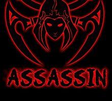 assasin by VitorAdler