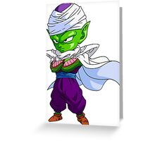 DBZ Greeting Card