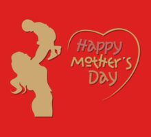 Happy Mother's Day Kids Clothes