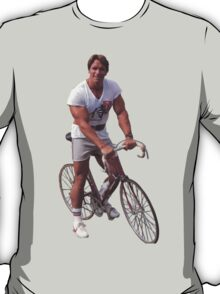 Arnold on a Bike T-Shirt
