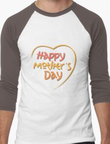 Happy Mother's Day1 Men's Baseball ¾ T-Shirt