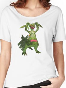 Sceptile at Home Women's Relaxed Fit T-Shirt