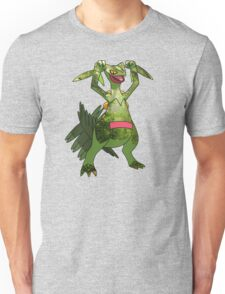 Sceptile at Home Unisex T-Shirt