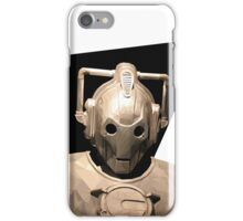 Cyberman iPhone Case/Skin