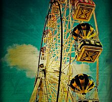 Vintage big wheel by johnsmith148