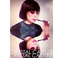 Crystal Castles 3  Photographic Print