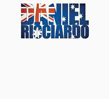 Daniel Ricciardo - Australia Flag - Formula 1 Unisex T-Shirt
