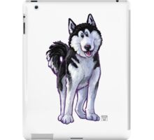 Animal Parade Husky Silhouette iPad Case/Skin