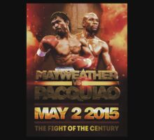 Floyd Mayweather VS Manny Pacquiao May 2nd 2015 shirt, poster and more by ChiefRed