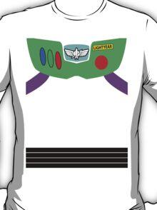 Buzz Lightyear Costume Front T-Shirt