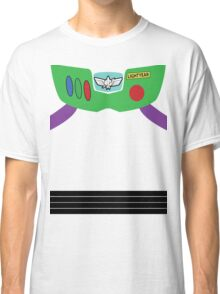 Buzz Lightyear Costume Front Classic T-Shirt