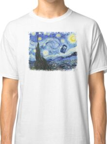 Vincent and The Doctor Classic T-Shirt