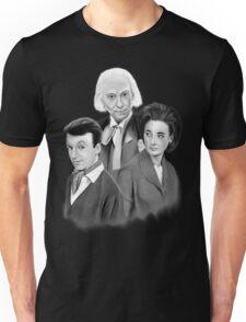 Classic Who Unisex T-Shirt