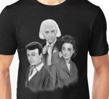 Classic Who Unisex T-Shirt