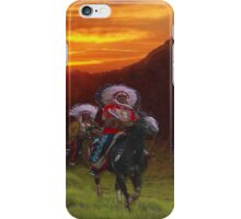 I Shall Swallow the Earth iPhone Case/Skin