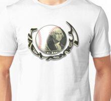 baseball mad money Unisex T-Shirt