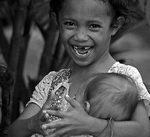 Happy Face by rebecca Lara bartlett