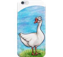 Suspicious Goose iPhone Case/Skin